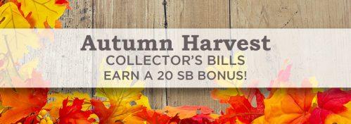 autumnharvestcollectorsbills