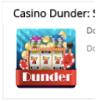 Casion Dunder